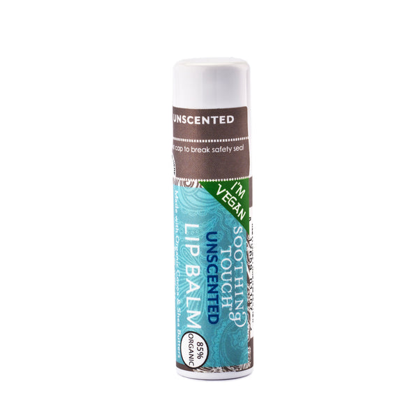 Soothing Touch Unscented Lip Balm 7.08g