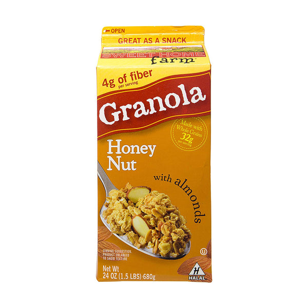 Sweet Home Farms Honey Nut Granola 680g