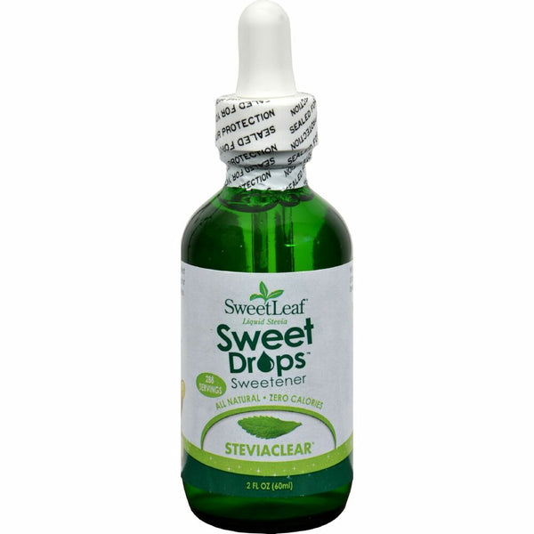 Sweetleaf Clear Stevia 60ml