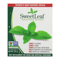 Sweetleaf Sweetener 35 Packets