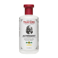 Thayers Lemon Witch Hazel Astringent 355ml
