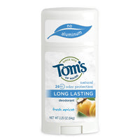 Tom's of Maine Long-lasting Apricot Stick Deodorant 64g