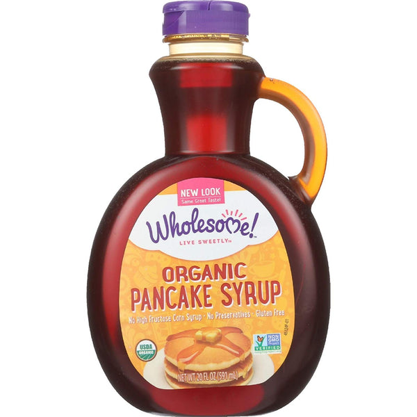 Wholesome Organic Pancake Syrup 591ml