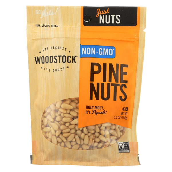 Woodstock Farms Pinenuts 156g