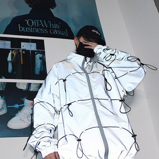 Japanese reflective jacket