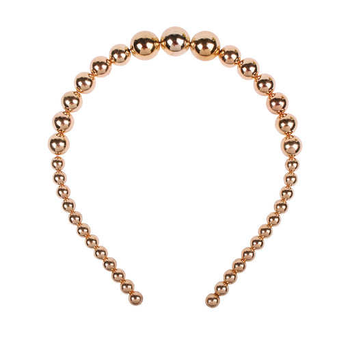Sparkly Fashion trend pearl headband