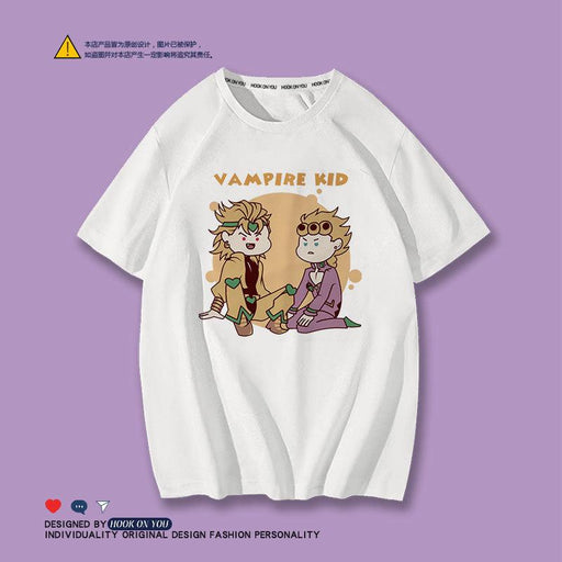 Vampire Kids Jojo Bizzare Anime T-Shirt
