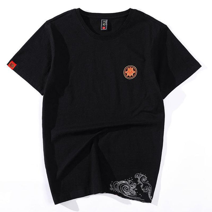 Japanese Sukajan Fancy carp T-shirt