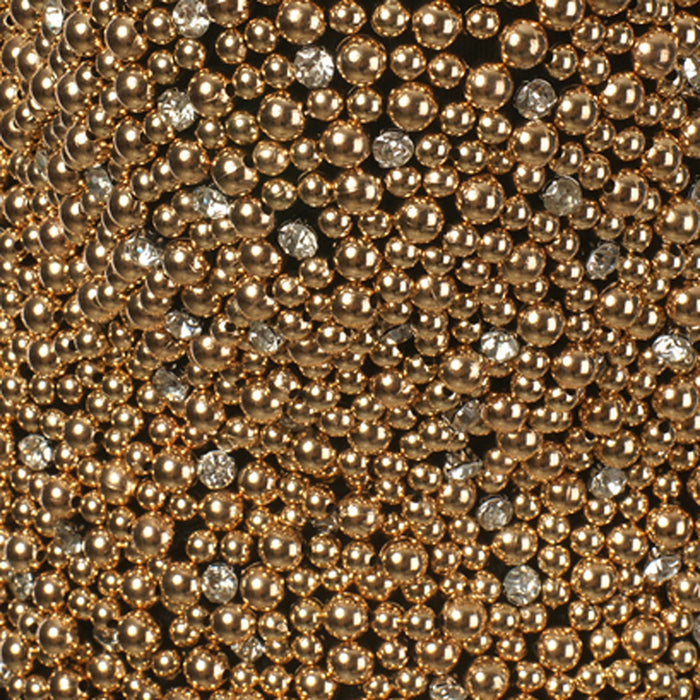 Glitter Sparkly Sequins Bling Stitch the pearl corset