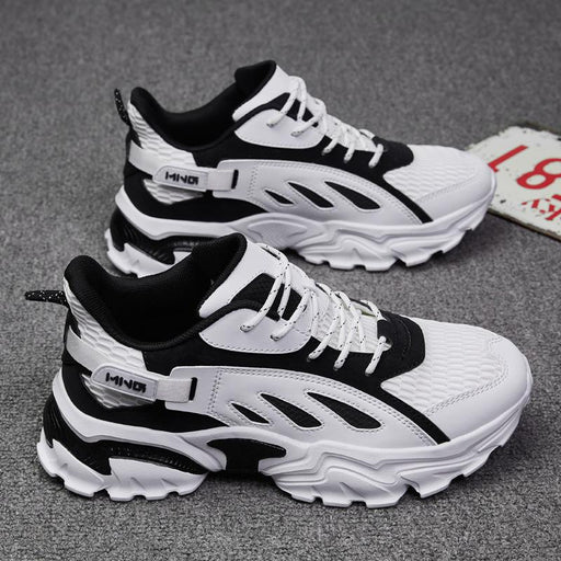 Japanese fashion wild sports trend mesh sneakers