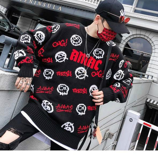 AM7 Harajuku Sweater