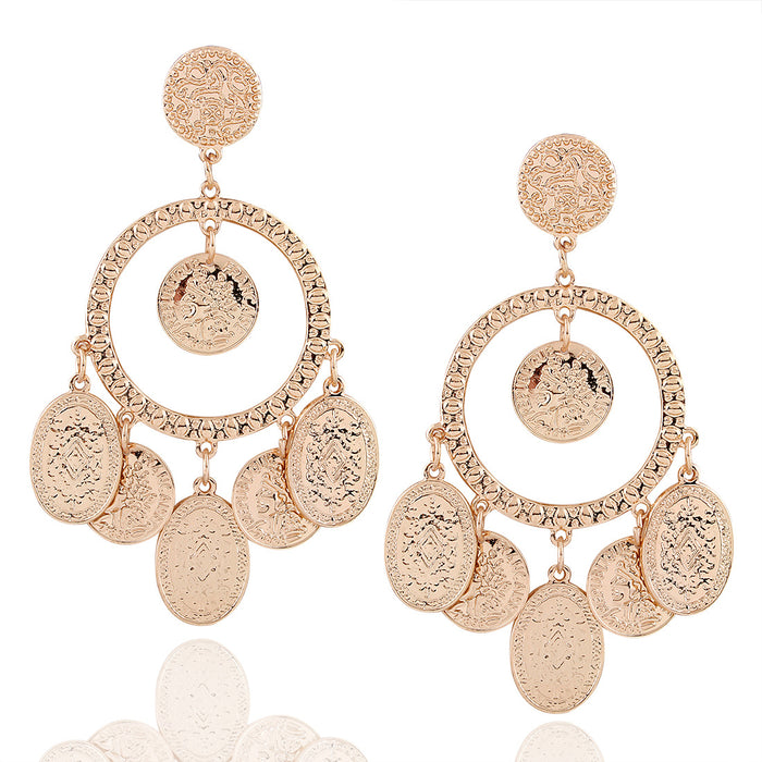 Personality simple fashion earrings