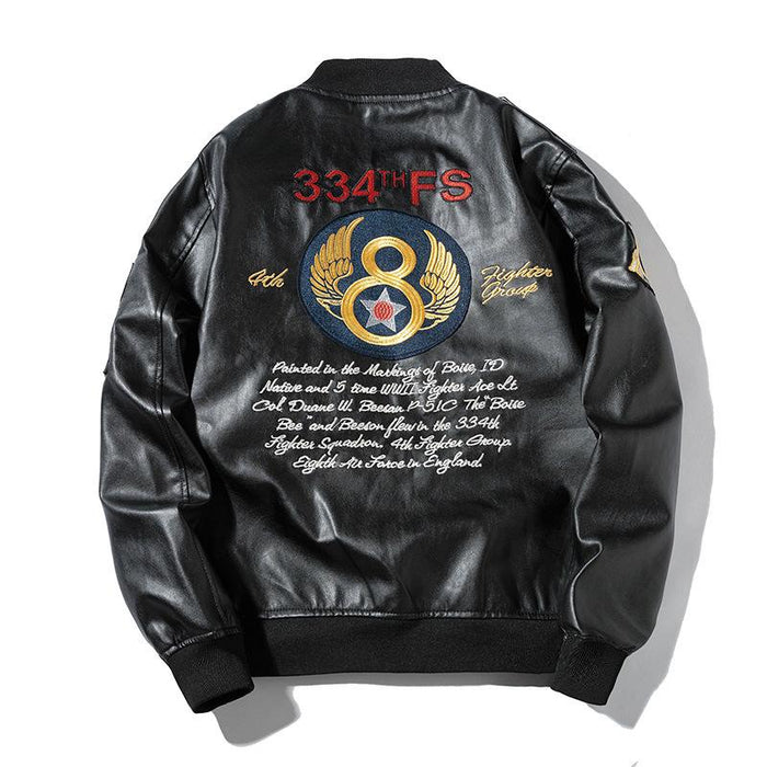 Sukajan Bomber Jacket-Japanese  Embroidery