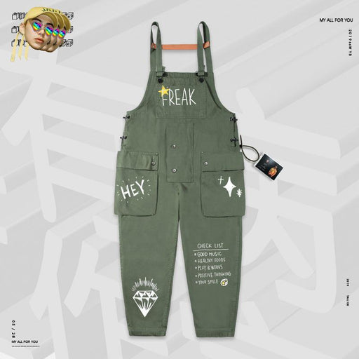 Retro Graffiti hip hop 80s Rompers
