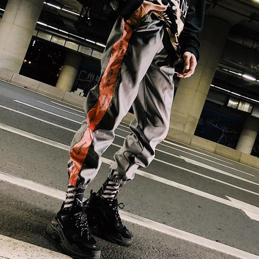 Japanese loose hip-hop casual camouflage harem pants