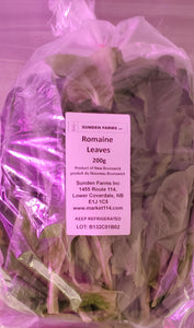 Romaine Leaves 200g