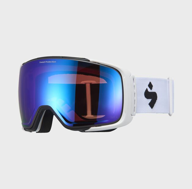 Sweet Protection Interstellar RIG™ Reflect Goggles White