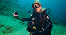 Load image into Gallery viewer, GoPro Green Water Dive Filter for Super Suit