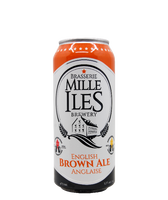 BROWN ALE ANGLAISE MILLE ILES