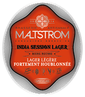 INDIAN SESSION LAGER MALTSTROM