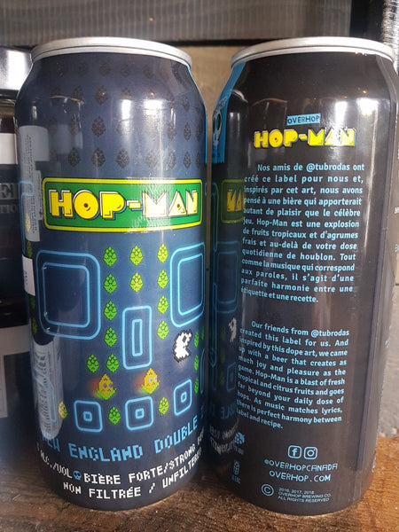 HOP-MAN - NEW ENGLAND DOUBLE
