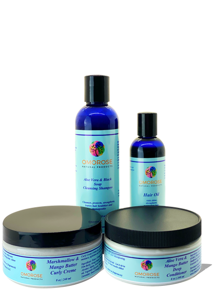 Twist-It-Out Kit - Omorose Natural Products