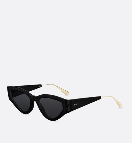 CATSTYLEDIOR1 BLACK BUTTERFLY SUNGLASSES