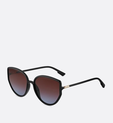 DIORSOSTELLAIRE4 BLACK BUTTERFLY SUNGLASSES