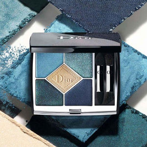 5 COULEURS COUTURE Eyeshadow palette - high-colour - long-wear creamy powder