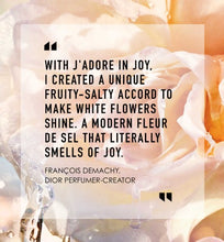 Load image into Gallery viewer, J'ADORE In joy Eau de toilette