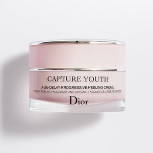 CAPTURE YOUTH Age-delay progressive peeling crème