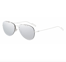 Load image into Gallery viewer, DIORCHROMA1F SILVER PILOT SUNGLASSES