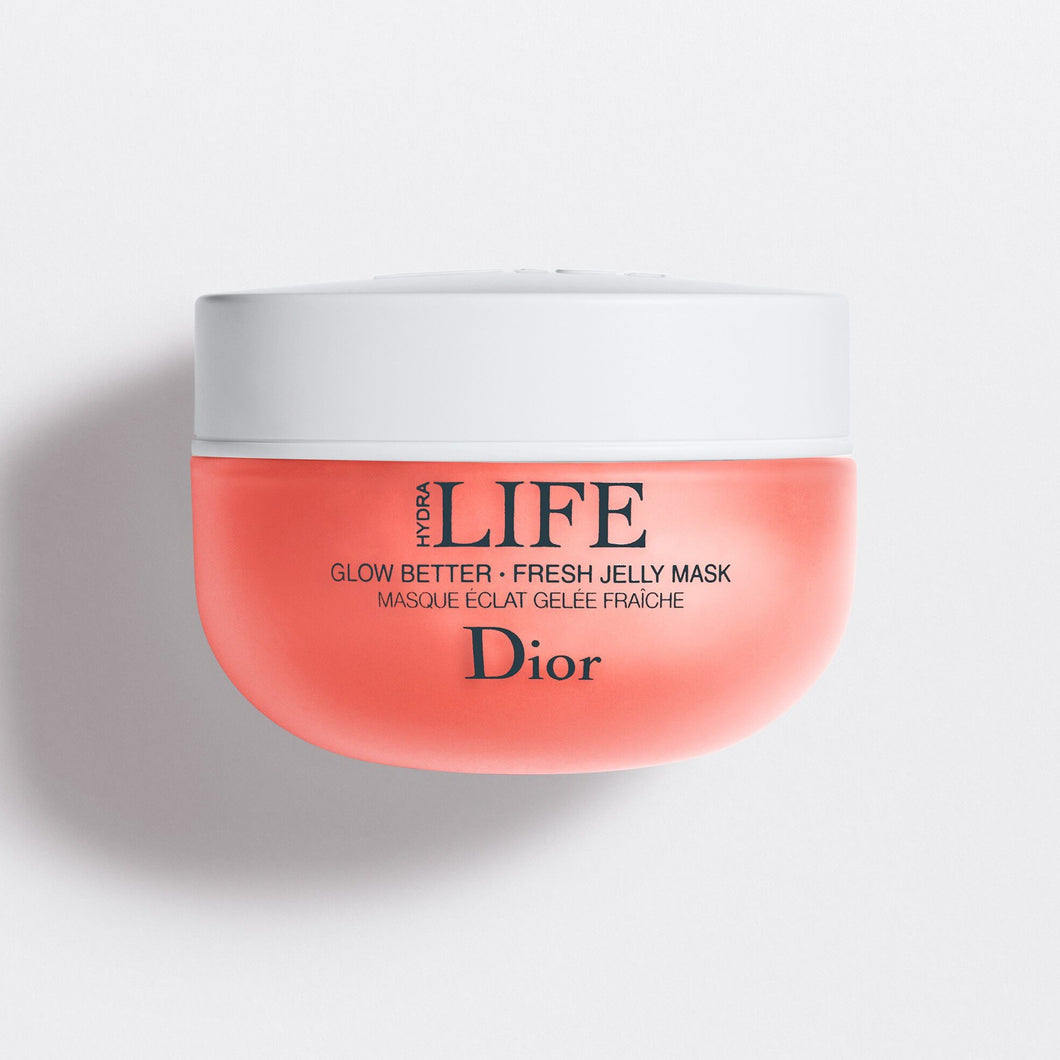 DIOR HYDRA LIFE Glow better - fresh jelly mask