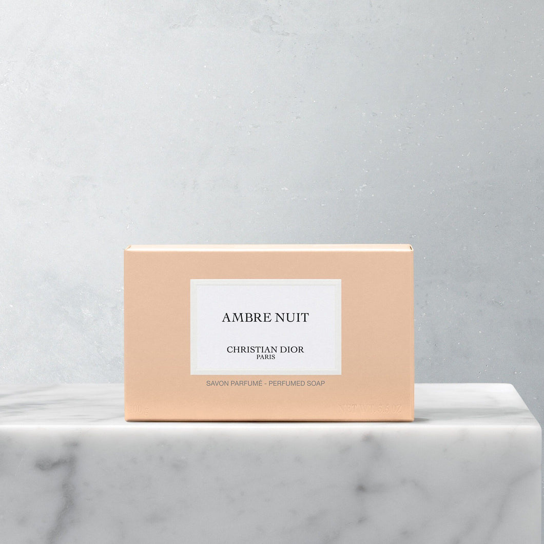 AMBRE NUIT Solid soap