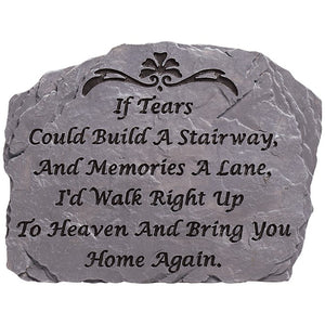 If Tears Memorial Stone