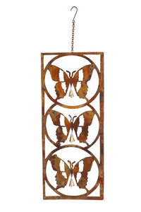 3-Tiered Butterfly Garden Bells