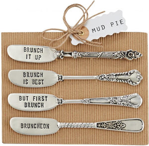 Mud Pie Brunch Spreader Set