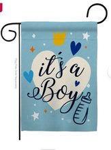 Load image into Gallery viewer, It's A Boy Flag