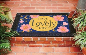 Lovely Day door Mat (local delivery only)