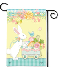 Load image into Gallery viewer, Easter Delivery garden flag