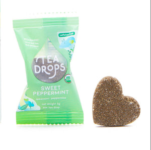 Tea Drops Sweet Peppermint Individual