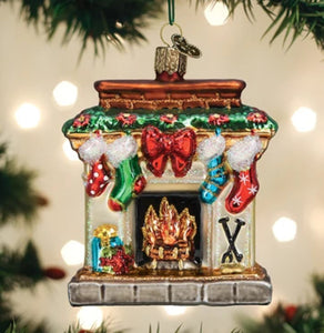 Holiday Hearth Ornament