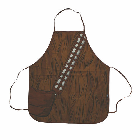 Delantal Chewbacca