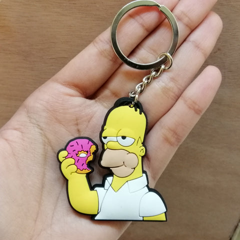 Llavero Homero Simpson