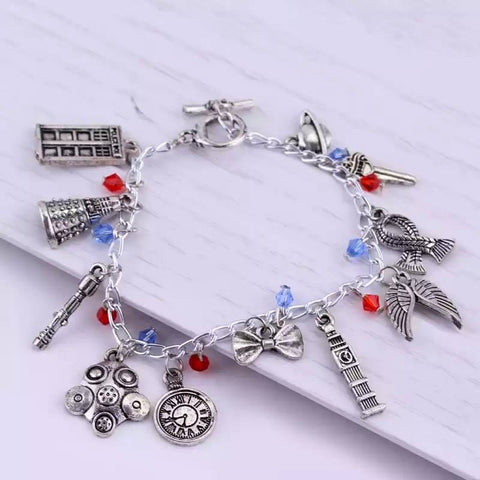 Pulsera Doctor Who