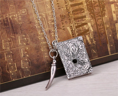 Collar Diario de Tom Riddle