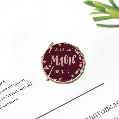 Pin We all have magic inside us