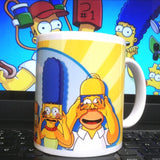 Taza Simpsons