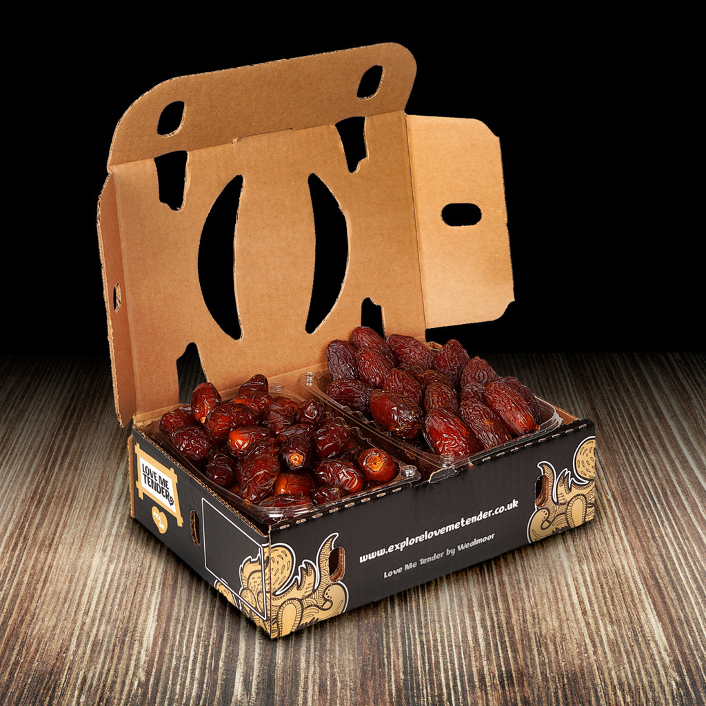 Luxury Zamli & Medjool Dates Box 1kg