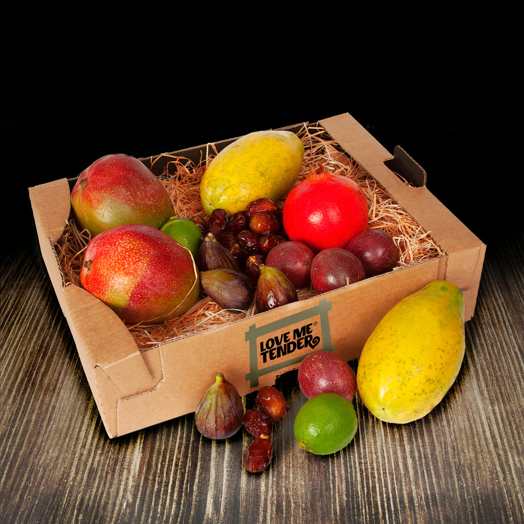 Small Tropical Fruit Box